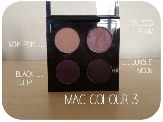 MAC COLOUR 3